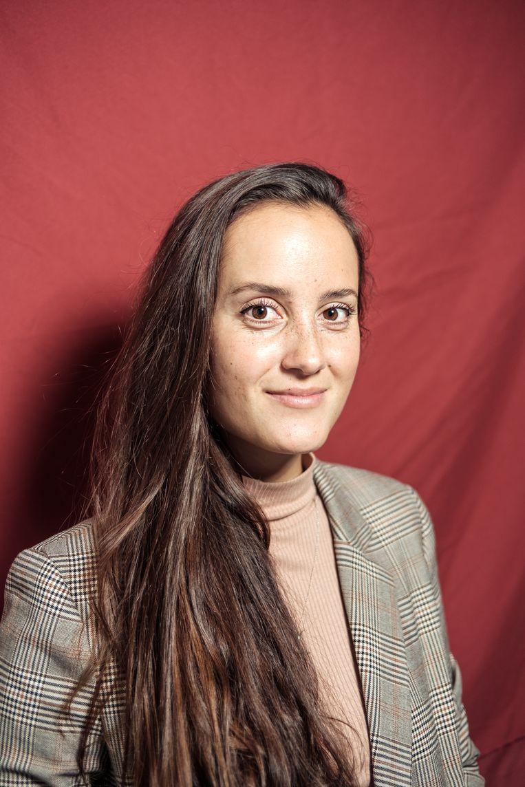 Nathalie Hupkens: 'De drempel wordt lager.' Beeld Jakob van Vliet
