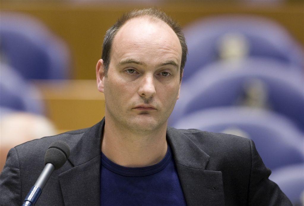 SP-Kamerlid Jasper van Dijk.