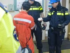 Zeven mannen opgepakt voor openknippen en stelen uit zeecontainers in Meppel
