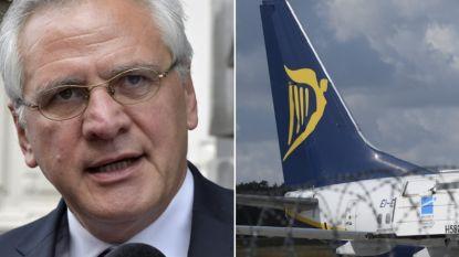 Kris Peeters wil overleggen met Europese collega's over Ryanair