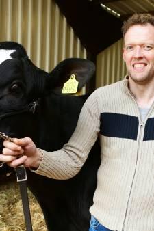 Boer Bons gaat voor goud op 'Olympische Spelen' voor koeien
