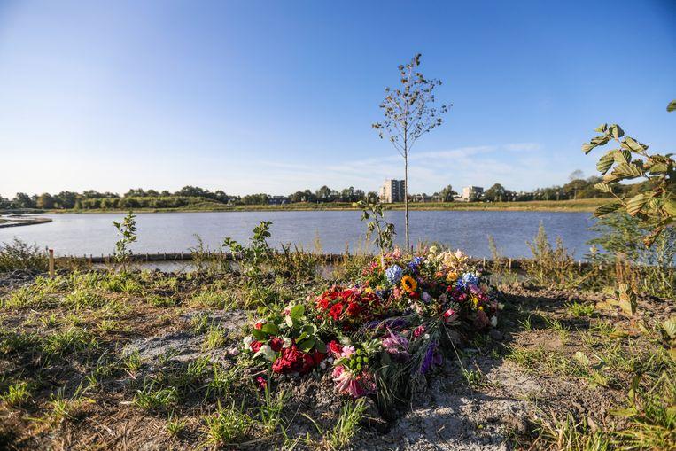 Het heeft flink wat voeten in de aarde gehad, maar komende zaterdag gaat natuurbegraafplaats Geestmerloo open. Beeld Eva Plevier