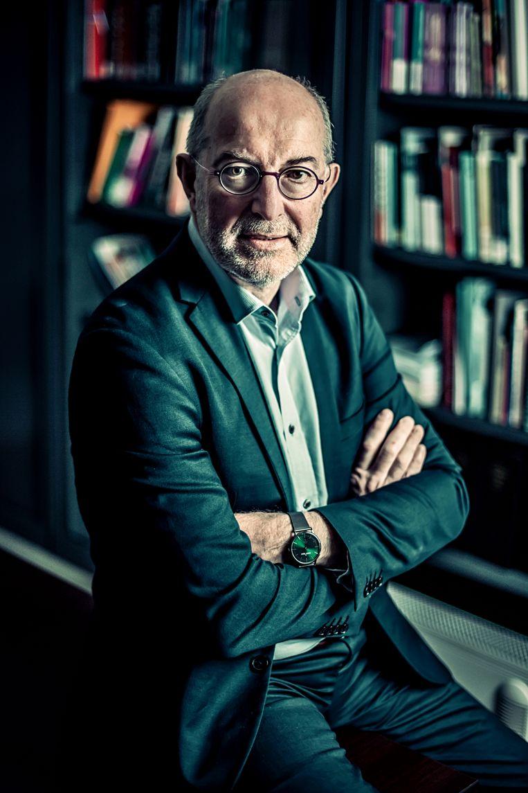 Pierre Van Damme. Beeld Geert Van de Velde