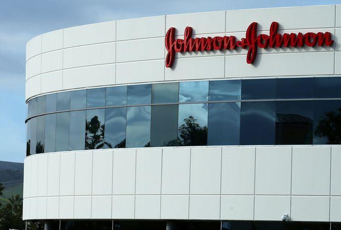 Kantoor van Johnson & Johnson in Irvine, Californië.