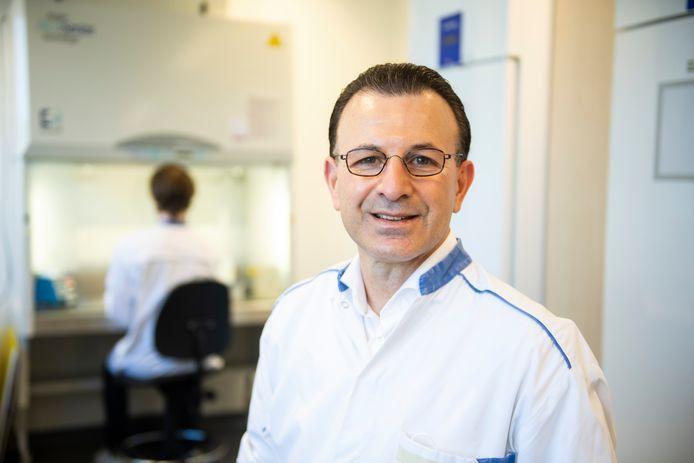 Bestuurder Nashwan Al Naiemi van LabMicTA streeft naar een vaste verankering van het streeklaboratorium in de regio.