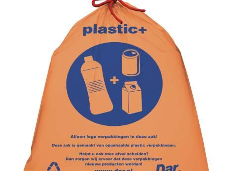 Run op oranje plastic+ zakken?: 'Er is ruim voldoende voorraad'