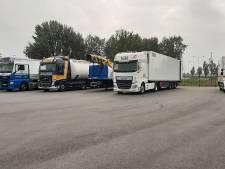 Vrachtwagenchauffeur Mick nu naar plek 2 op wachtlijst voor parkeerplek in Harderwijk