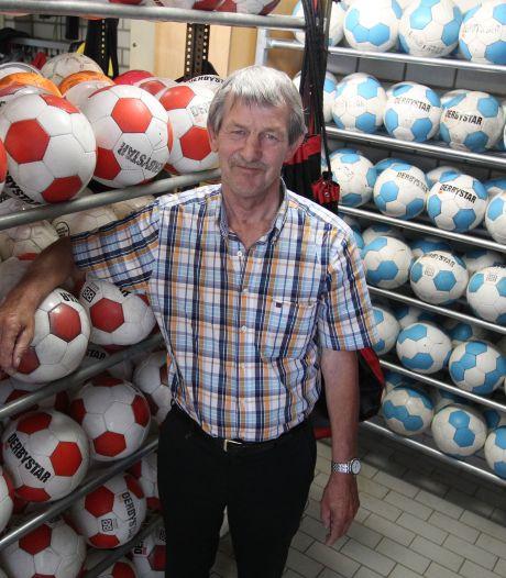 UNA was ruim een halve eeuw het eerste thuis voor terreinknecht Jan Steijntjes (1955-2021)