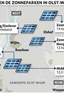 Krijgen omwonenden zonneparklocaties in Wijhe langer bedenktijd? 'Deadline van 1 januari is écht niet haalbaar'