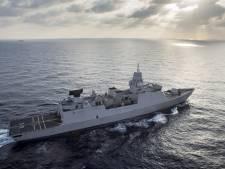 Nederlands marineschip gewoon naar zeestraat Iran