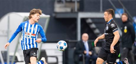 FC Den Bosch verliest met 1-0 van FC Eindhoven op avond vol gemiste kansen