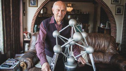 """Werfleider atomium en alle Belgische kerncentrales wordt 90: """"Wat ik gebouwd heb, gaat in geen 1.000 jaar kapot"""""""