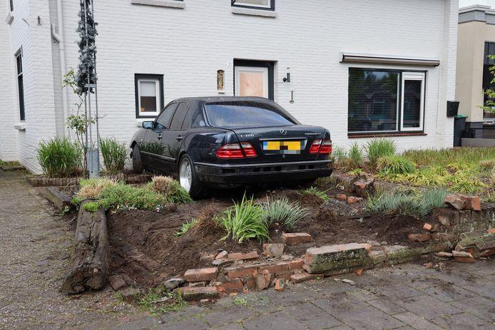 Het ongeluk gebeurde omstreeks 19.30 uur in de Udense Bitswijk.