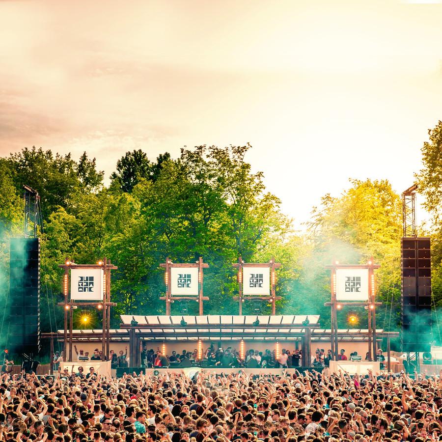 Het  Diynamic Festival vond eerder ook al plaats in Amsterdam.