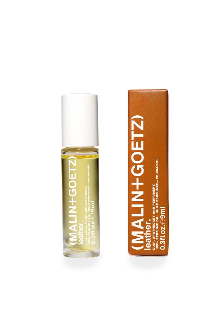 Leather Perfume Oil. Beeld