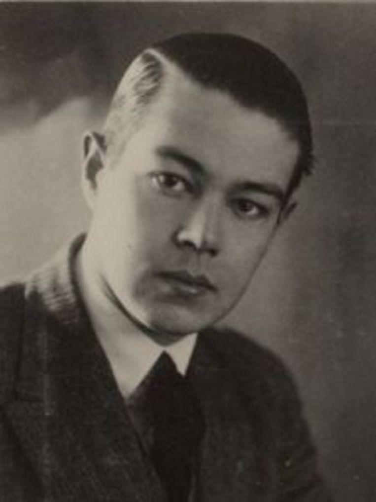 J.H.J. Boerrigter (1906-1942) was organisator van de Nijmeegse afdeling van de paramilitaire verzetsgroep Oranjewacht. Hij werd gefusilleerd door de Duitse bezetter. Beeld Oorlogsgravenstichting