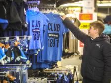 Club Brugge opent tweede fanshop in centrum van Brugge