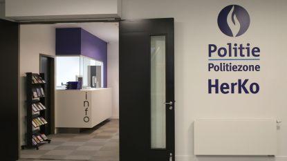 Aangiftes bij politiezone HerKo weer mogelijk op afspraak