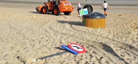 Les bars de plage lâchent le plastique jetable