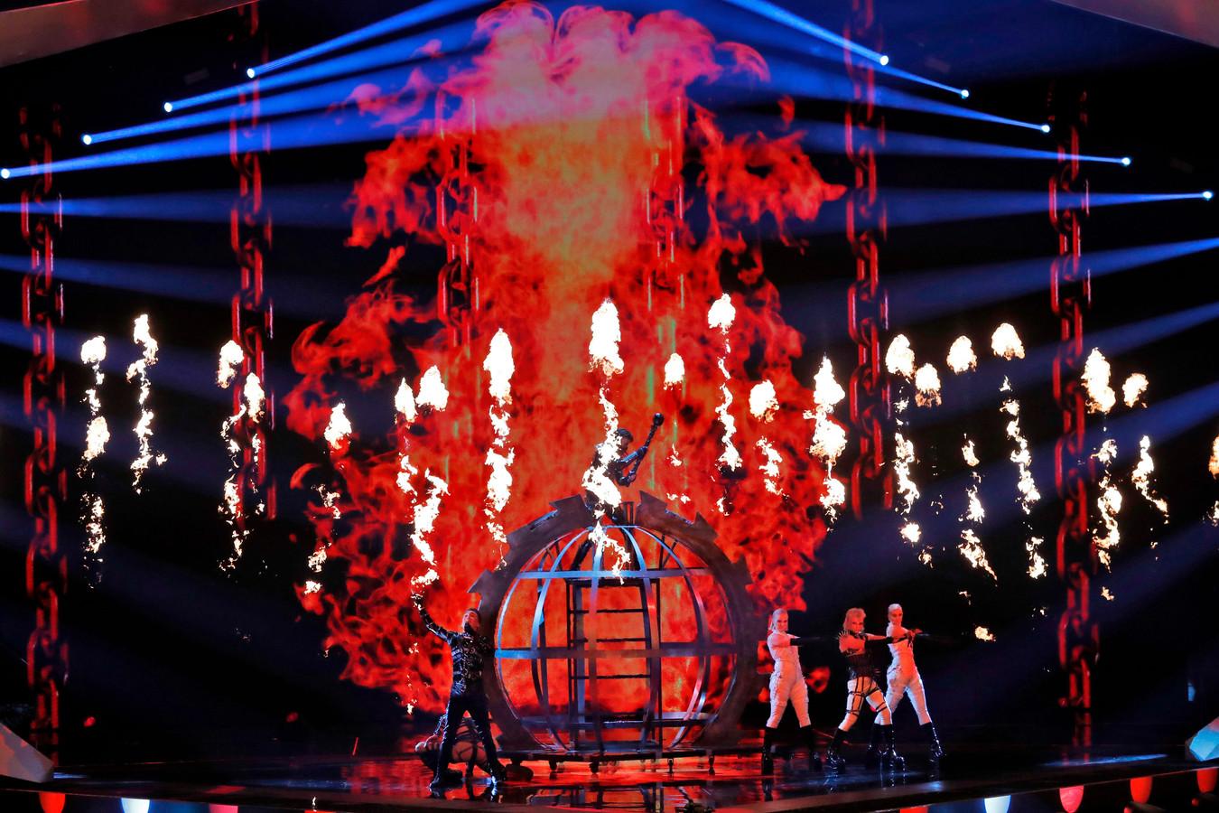 L'Eurovision, le 14 mai 2019.