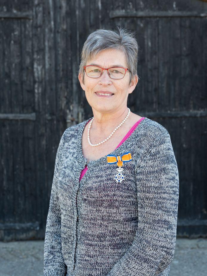 Jannie de Valk-Folmer.