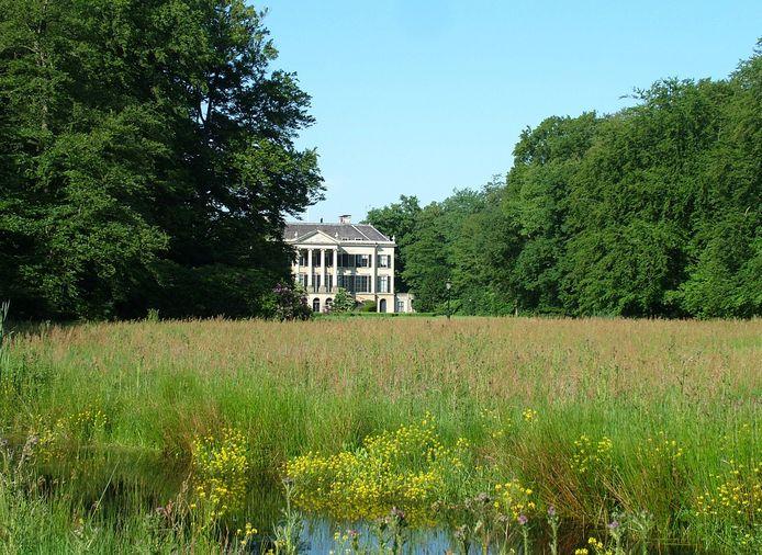 Landgoed Broekhuizen in Leersum.