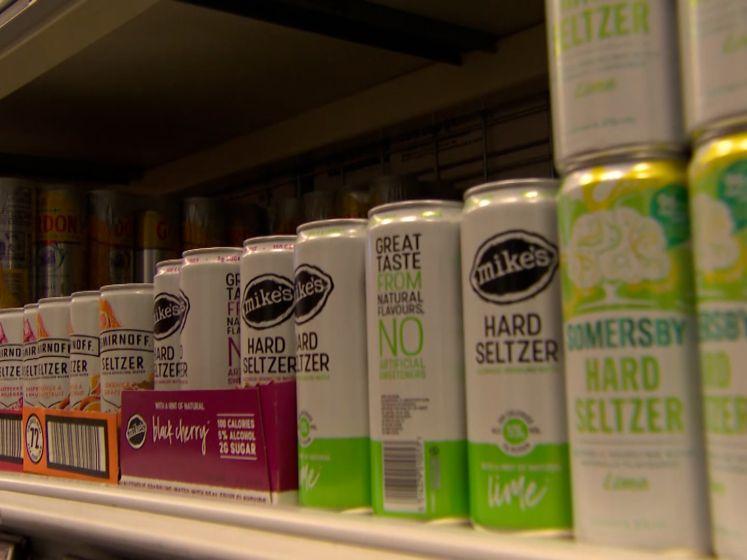Bruiswater met fruitsmaak én alcohol: de nieuwste hype
