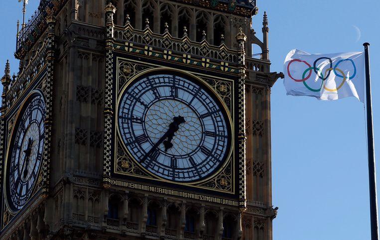ONE TO WATCH: Een bezoek aan Londen is niet compleet zonder een foto met Big Ben op de achtergrond. Beeld GETTY