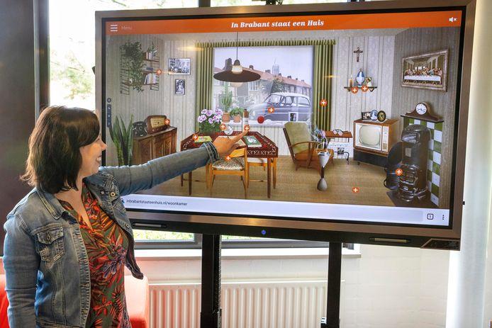 Sandra Hakkens start in Bergeijk het project In Brabant staat een huis voor licht-dementerenden.