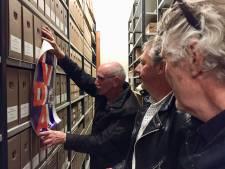 Salsedo: drukker van links Breda