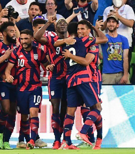Amerika en Mexico stoten door naar finale Gold Cup
