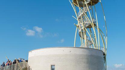 Prachtig uitzicht vanop nieuwe Warandetoren