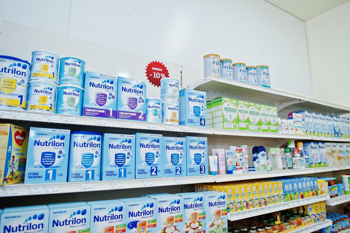Tussen A-merken en huismerken zit geen verschil. In de basis is zuigelingenvoeding allemaal hetzelfde.