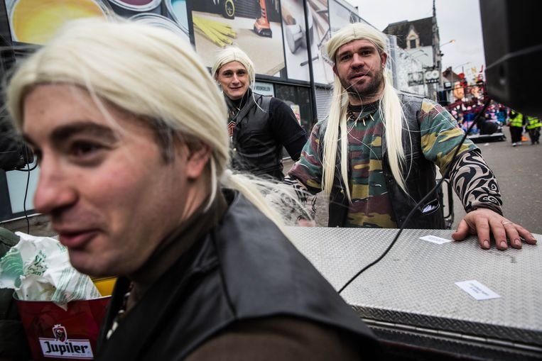 20170226 AALST Aalst Carnaval : FOTO BAS BOGAERTS Beeld Bas Bogaerts
