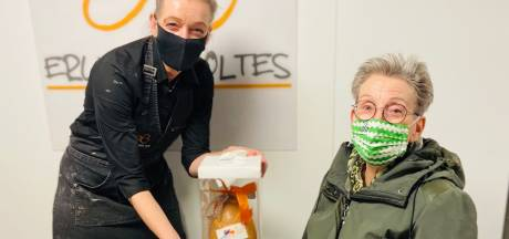 ALS-patiënt Jeanet van Holsteijn strikt prominenten voor stepactie tegen de spierziekte