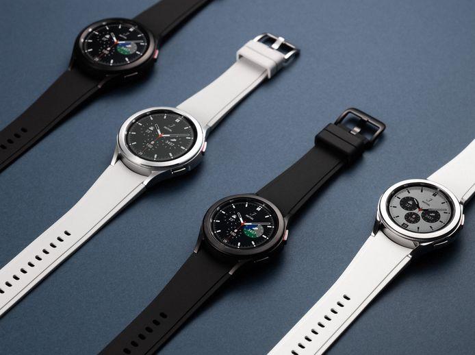 De Samsung Galaxy Watch 4 Classic