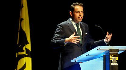 """Vlaams Belang: """"Niet links, niet rechts maar solidair en rechtvaardig"""""""