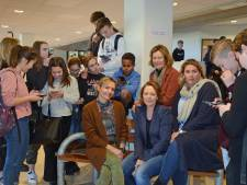 Ouderraad Pieter Zeeman laat van zich horen met interactieve theateravond en ontwerpwedstrijd