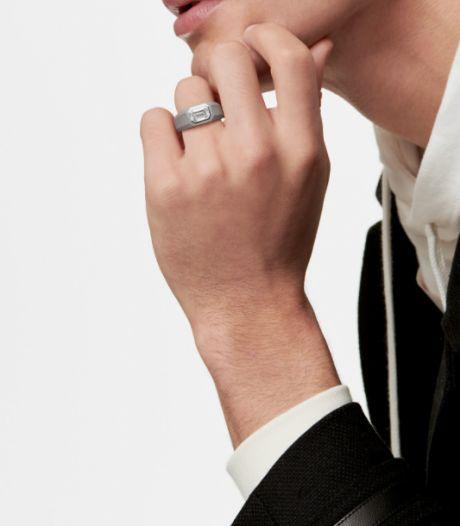 Les hommes porteront-ils bientôt une bague de fiançailles?