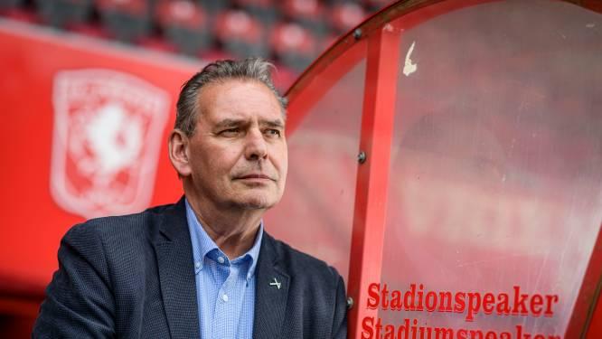 Jan Bruins is als stadionspeaker FC Twente orkestleider van twaalfde man in de Veste: 'Het is teamwork'