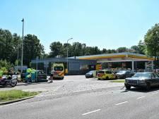 Auto's botsen op elkaar in Oisterwijk, man raakt gewond