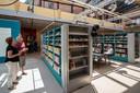 De bibliotheek in Sint-Michielsgestel
