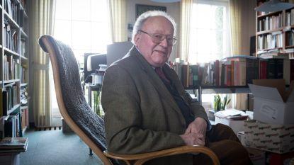 Wervikse ereburger Gaston Durnez (91), gelauwerd schrijver, dichter en oud-journalist, is overleden