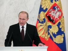 L'opération séduction de Poutine à l'égard de l'Ukraine