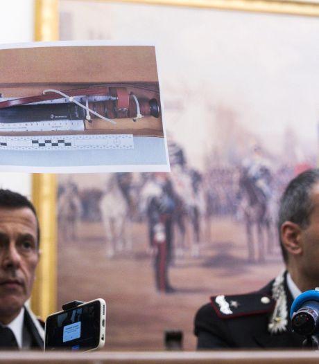 Doodgestoken Italiaanse agent was wapen vergeten mee te nemen