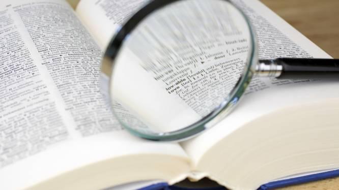 Langste Duitse woord (63 letters) dreigt te verdwijnen