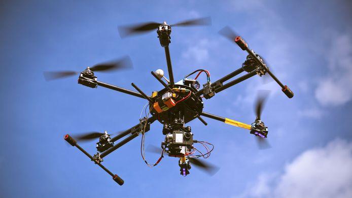 Ter illustratie: een drone