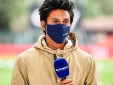 """Swann Borsellino évoque une """"rivalité malsaine"""" entre la France et la Belgique: """"Il faut que ça redevienne bon enfant"""""""