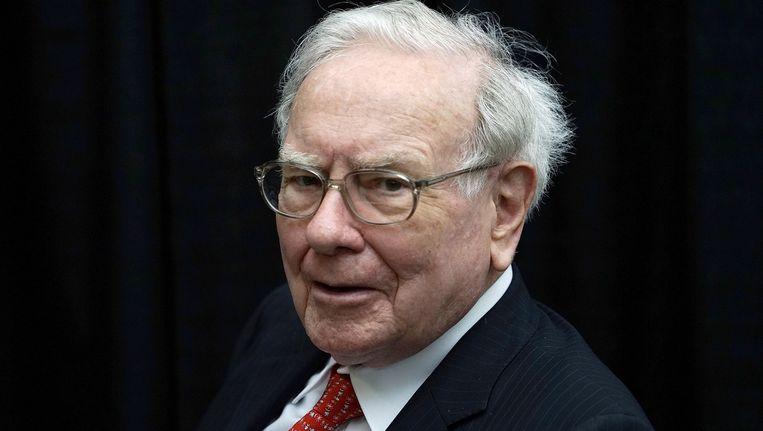 De Amerikaanse zakenman Warren Buffet is nu de grootste aandeelhouder van Bank of America. Beeld Reuters