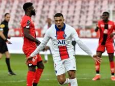 PSG maakt gehakt van Dijon en nadert Botman en co